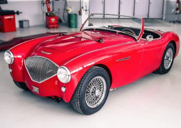 Dienstleistung Volante Classic Car