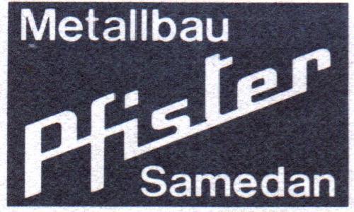 Logo Pfister Metallbau
