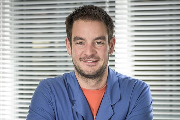Portrait Fabio Crameri
