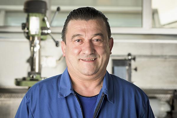 Portrait Paolo Fiorio