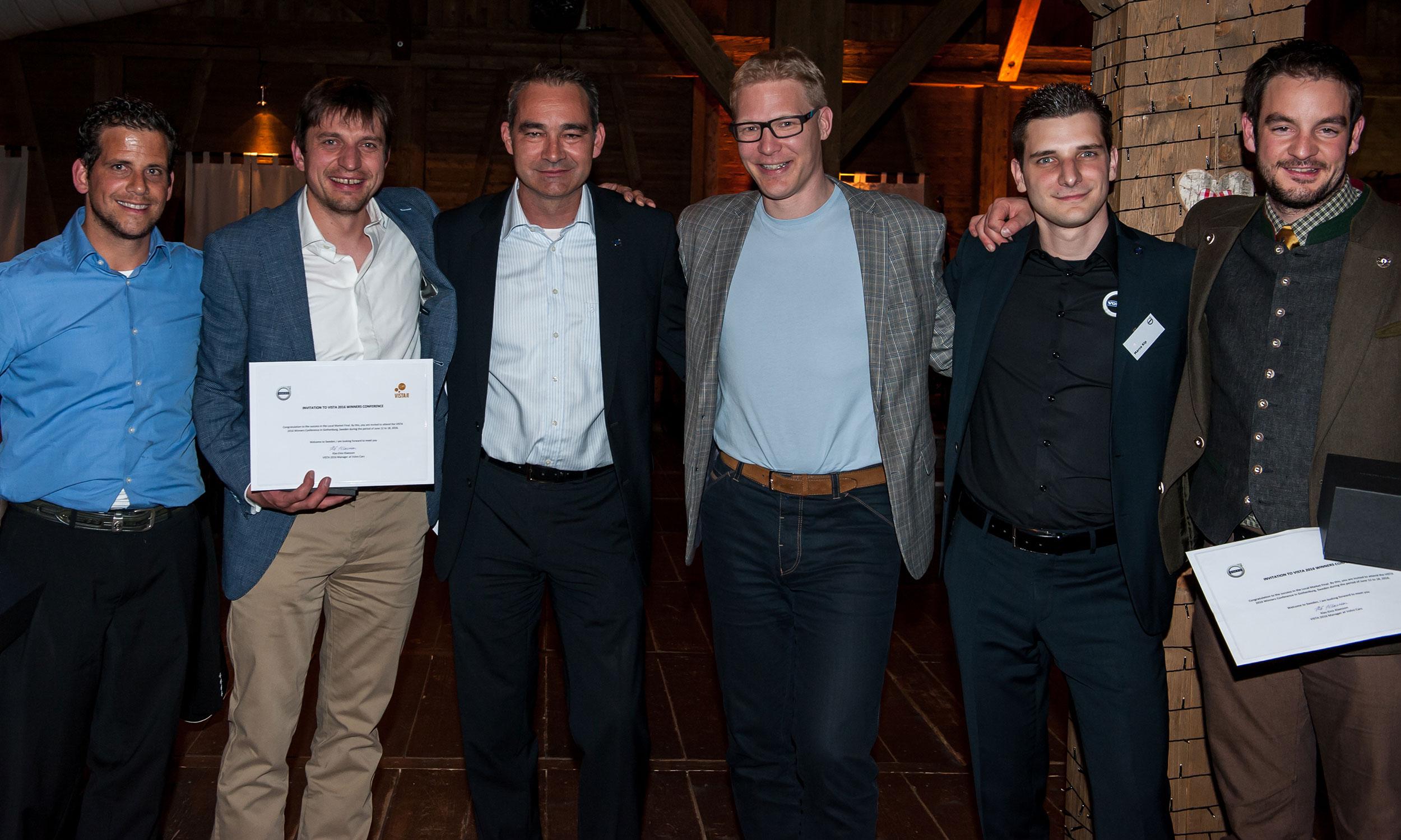 Volvo Vista Schweizermeisterschaften