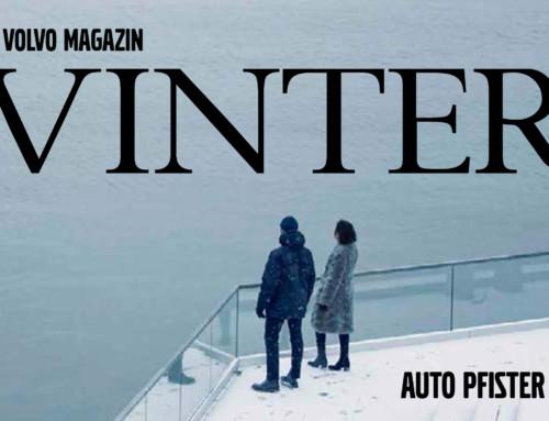 """Volvo Magazin """"Vinter"""""""