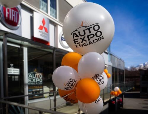 Auto Expo Engadin