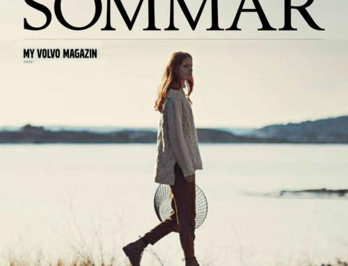 """Volvo Magazin """"Sommar"""""""